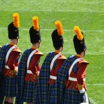 Irish guard